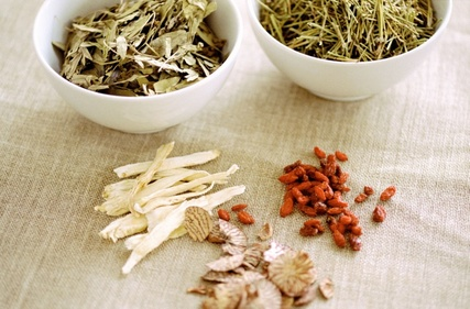 Chinese herbal medicine image